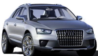 Photo du design extérieur Audi Cross Coupe Quattro Concept