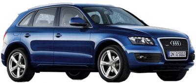 Photo du design extérieur Audi Q5