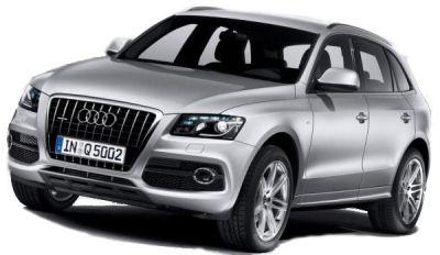 Photo du design extérieur Audi Q5 S-Line